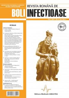 Revista Romana de Boli Infectioase | Volumul XIV, Nr. 4, An 2011