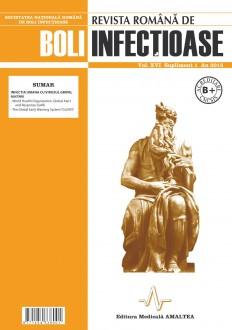 Revista Romana de Boli Infectioase | Volumul XVI, Supliment 1, An 2013