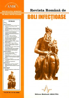Revista Romana de Boli Infectioase | Volumul IX, Nr. 1-2, An 2006