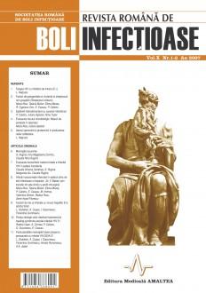 Revista Romana de Boli Infectioase | Volumul X, Nr. 1-2, An 2007