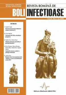 Revista Romana de Boli Infectioase | Volumul XI, Nr. 2, An 2008