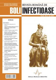 Revista Romana de Boli Infectioase | Volumul X, Nr. 3, An 2007