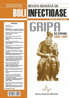 Revista Romana de Boli Infectioase | Volumul XI, Nr. 3, An 2008