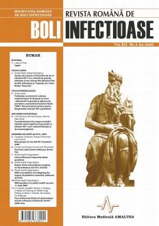Revista Romana de Boli Infectioase   Volumul XII, Nr. 3, An 2009