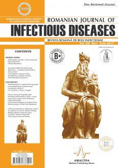 Revista Romana de Boli Infectioase | Vol. XX, No. 1, 2017