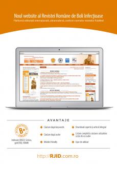 Revista Romana de BOLI INFECTIOASE - Romanian Journal of Infectious Diseases