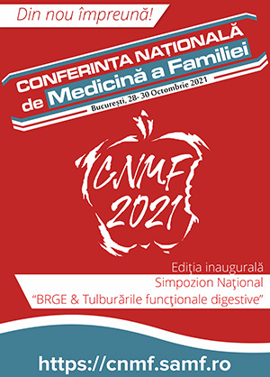 Conferința Națională de Medicina Familiei 2021
